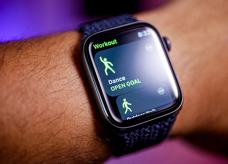 chế độ luyện tập Apple Watch SE Esim 40mm
