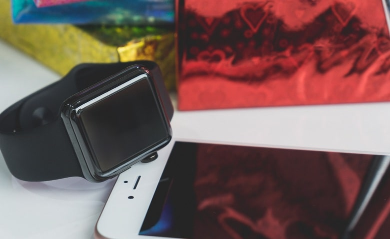 Apple Watch Series 2 GPS (Thép)