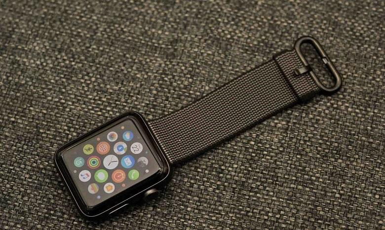 cấu hình Apple Watch Series 2 GPS (Thép)