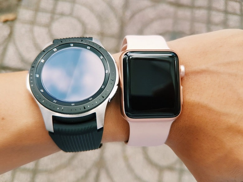 deo thử Apple Watch Series 3 (38mm) LTE Mới