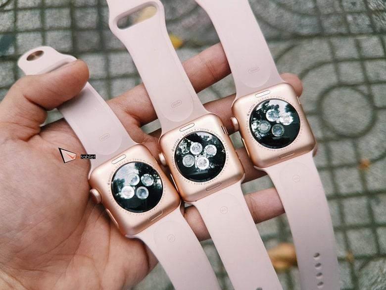 mặt sau Apple Watch Series 3 (38mm) LTE Mới