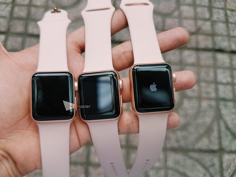 mặt trước Apple Watch Series 3 (38mm) LTE Mới