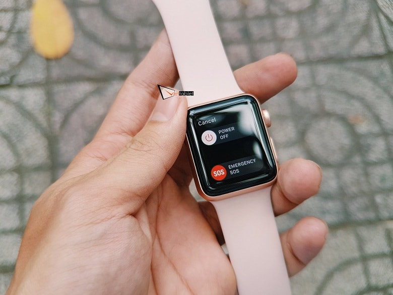 cấu hình của Apple Watch Series 3 (38mm)
