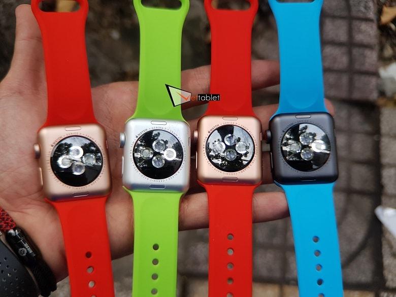 mặt sau Apple Watch Series 3 (38mm) Cũ