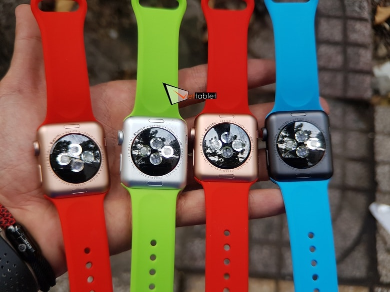 mặt sau của Apple Watch Series 3 (38mm)