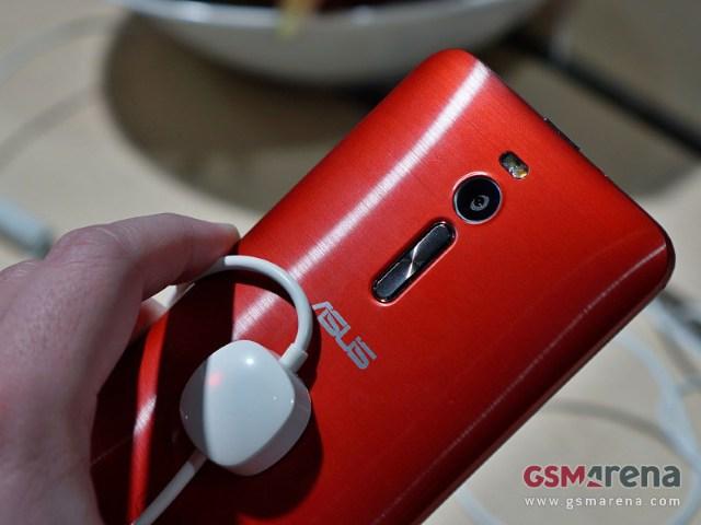 hình ảnh điện thoại Asus Zenfone 2 - 1
