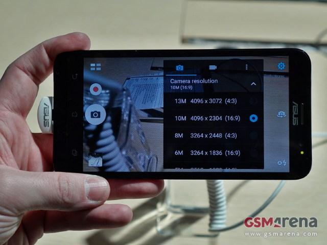 hình ảnh điện thoại Asus Zenfone 2 - 3