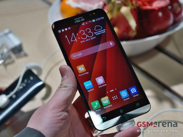 hình ảnh điện thoại Asus Zenfone 2 - 4
