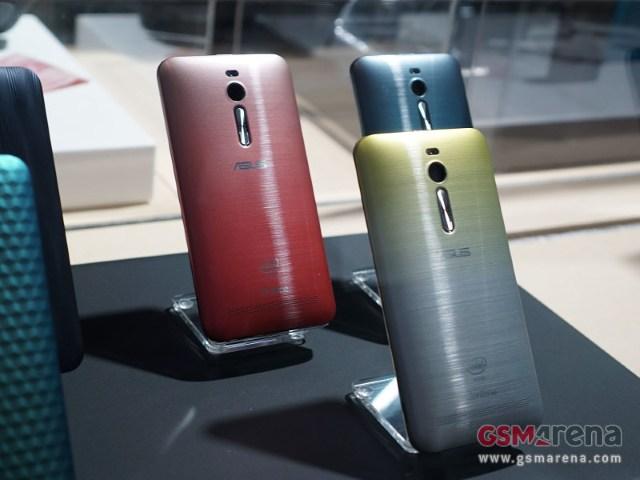hình ảnh điện thoại Asus Zenfone 2 - 5