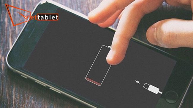 các lỗi pin thường gặp của iphone