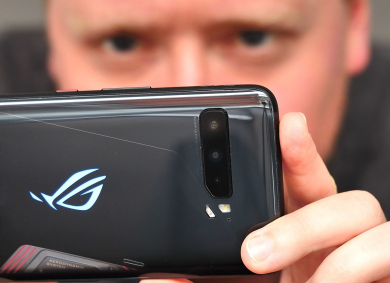 camera ASUS ROG Phone 3