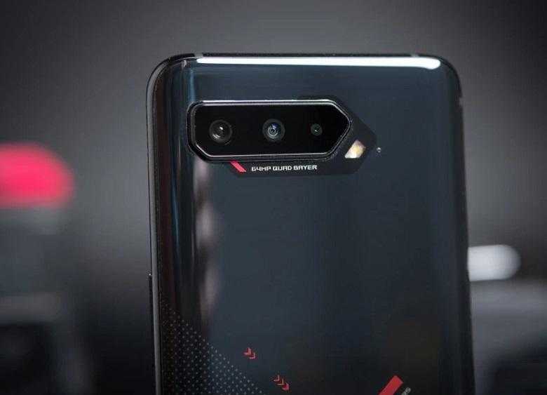 ASUS ROG Phone 5 cấu hình camera
