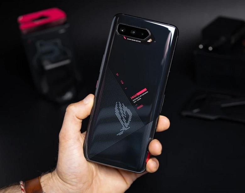 ASUS ROG Phone 5 thiết kế cấu hình