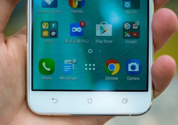 Màn hình Asus Zenfone 3 Deluxe có độ phân giải Full HD