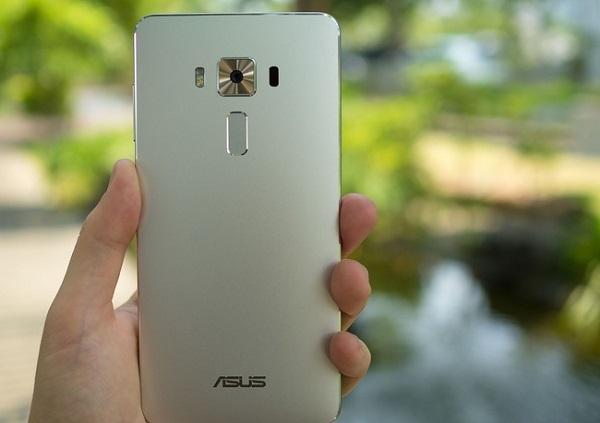 Asus Zenfone 3 Deluxe được đánh giá có thiết kế cao cấp đẹp