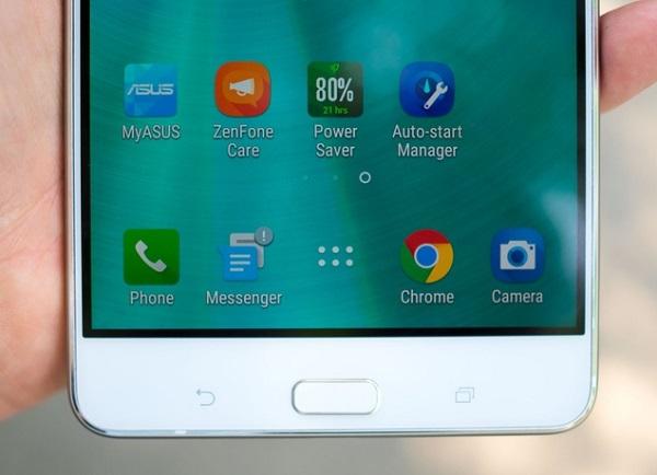 Màn hình lớn trên Asus Zenfone 3 Ultra đáp ứng cực tốt nhu cầu giải trí