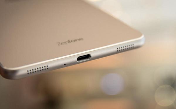 Asus Zenfone 3 Ultra được trang bị cổng sạc USB Type-C mới nhất