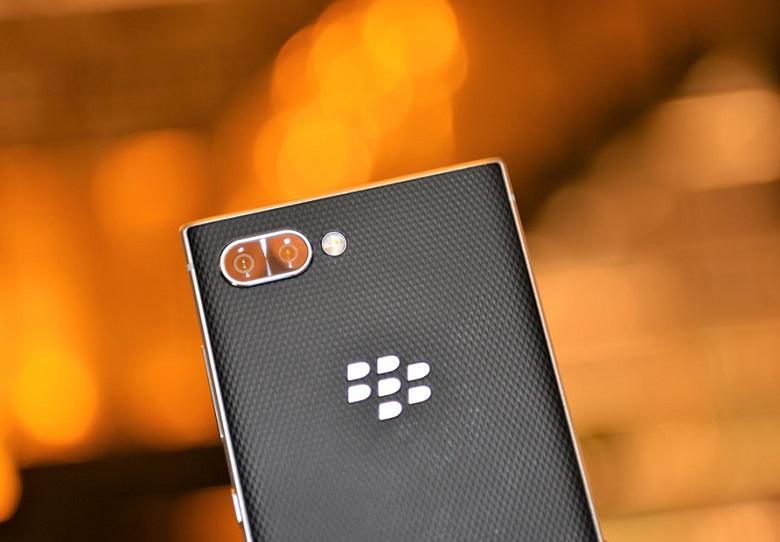 Blackberry Key2 camera kép