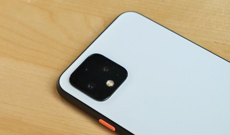 camera của Google Pixel 4 XL