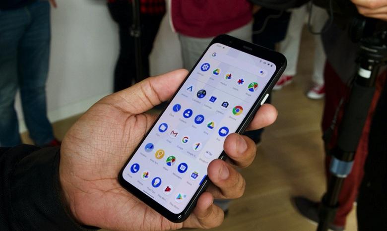 cấu hình của Google Pixel 4 XL
