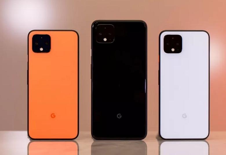 thiết kế Google Pixel 4 XL