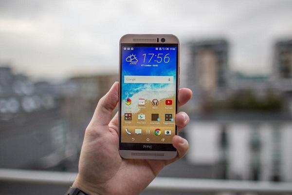 HTC One M9 cũ có nội lực mạnh mẽ