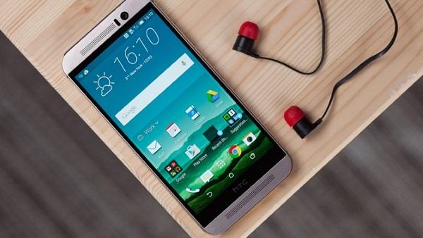 HTC One M9 cũ có thiết kế sang trọng