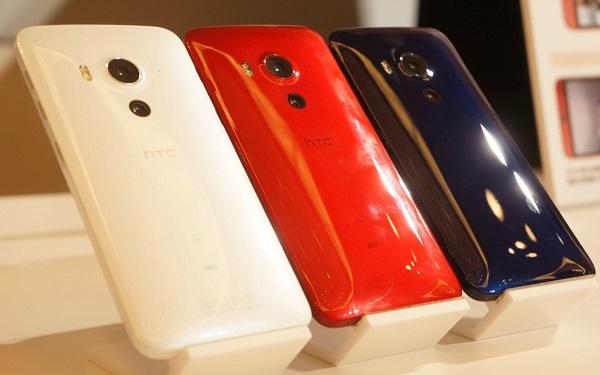 HTC J Butterfly 3 HTV31 có thiết kế khá nổi bật và bắt mắt