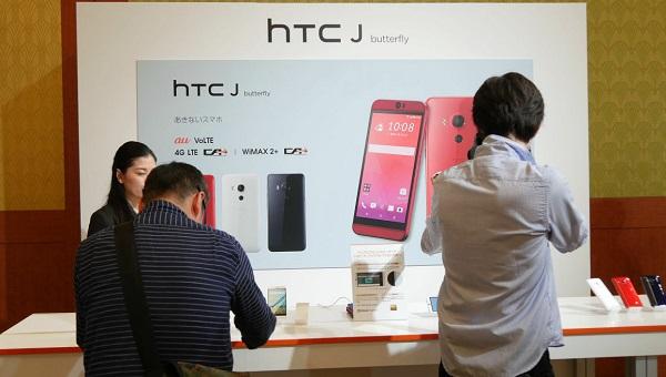 HTC J Butterfly 3 HTV31 smartphone hiệu năng mạnh chống bụi và nước tốt