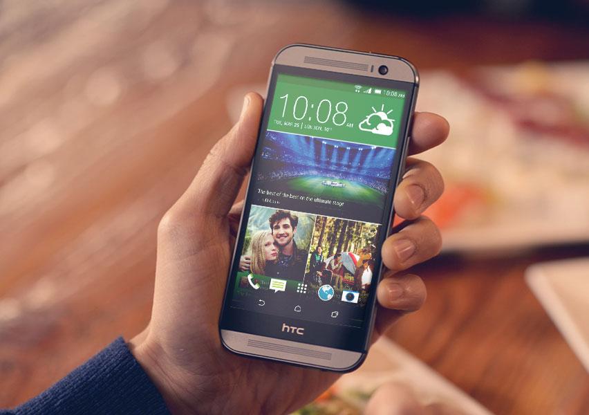 HTC One M8 Docomo nhà mạng Nhật