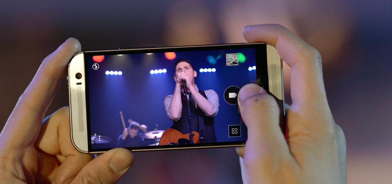 HTC One M8 Docomo sở hữu màn hình ấn tượng