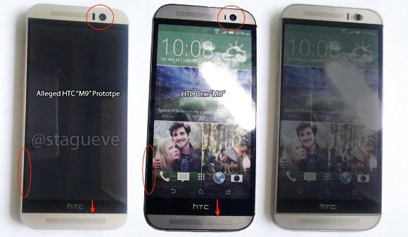 HTC One M9 - Hima lộ diện
