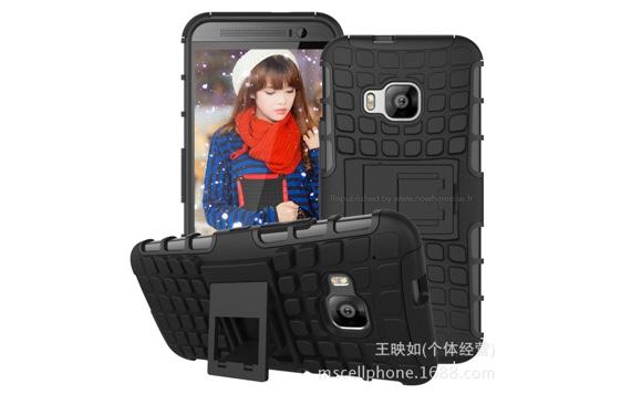 Hình ảnh rò rỉ của HTC One M9