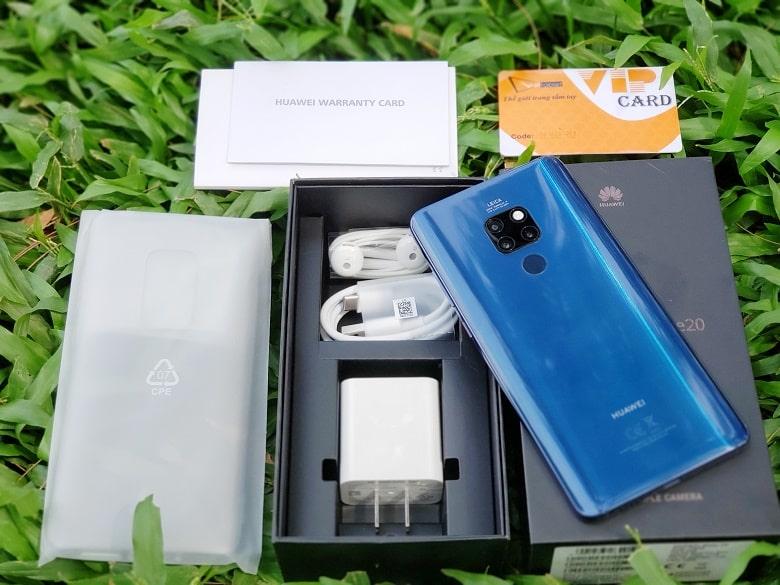 Huawei Mate 20 mới FullBox