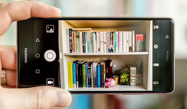 Huawei P9 32GB chính hãng camera