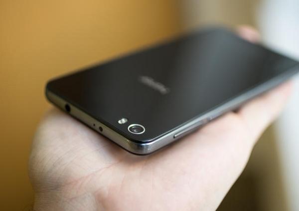 Mặt lưng của Huawei Honor 6