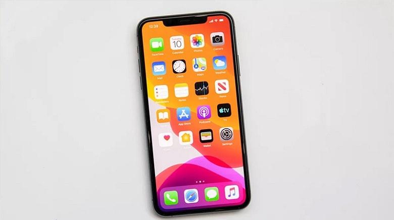 màn hình iPhone 11 cũ