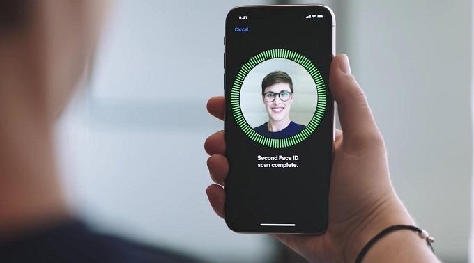 bảo mật face id của iPhone 11 Pro like new