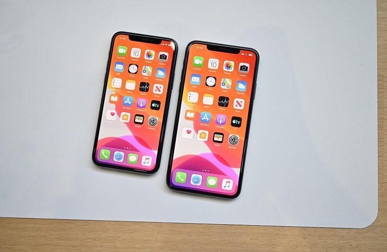 màn hình iPhone 11 Pro Max cũ