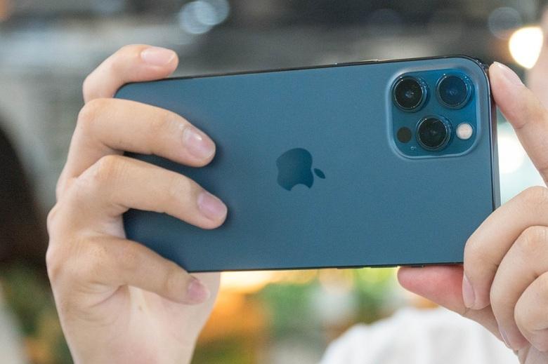 cấu hình iPhone 12 Pro Max 128GB Chính Hãng