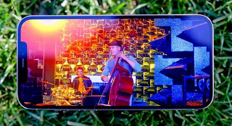 màn hình iPhone 12 Pro Max 128GB Chính Hãng
