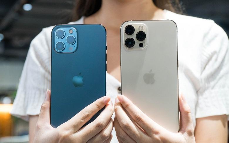 thiết kế iPhone 12 Pro Max 128GB Chính Hãng