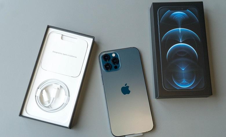 iPhone 12 Pro Max 256GB chính hãng Fullbox