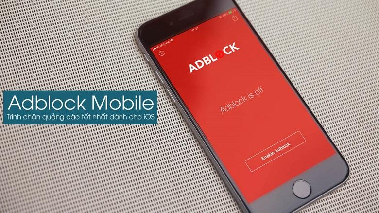 ứng dụng Adblock Mobile