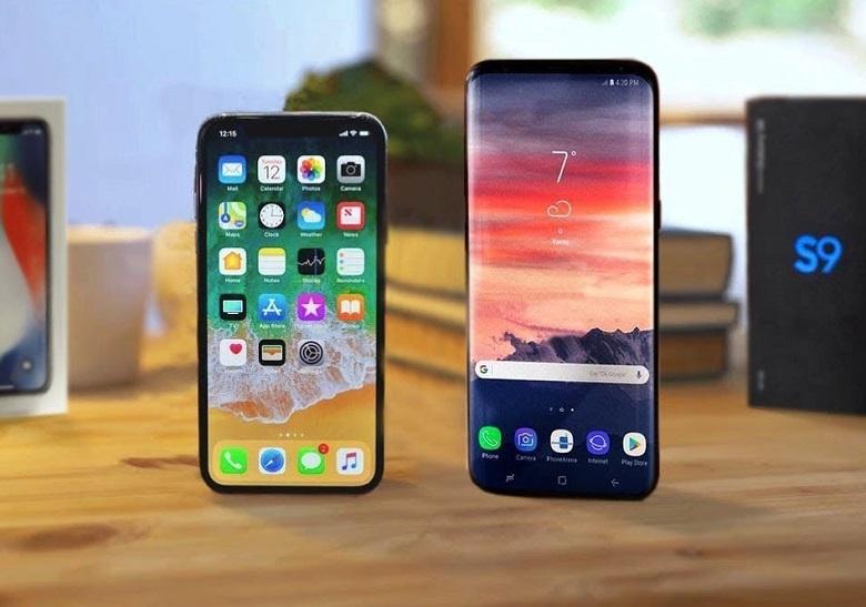 mẫu smartphone tốt nhất 2018