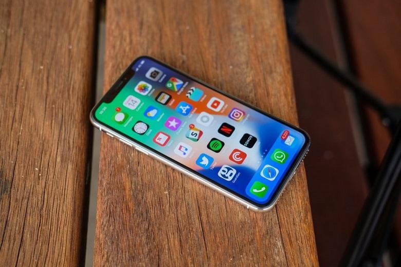 iphone x màn hình tràn viền