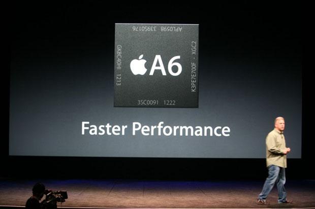 iPhone 5 Lock Nhật chip xử lý mạnh mẽ