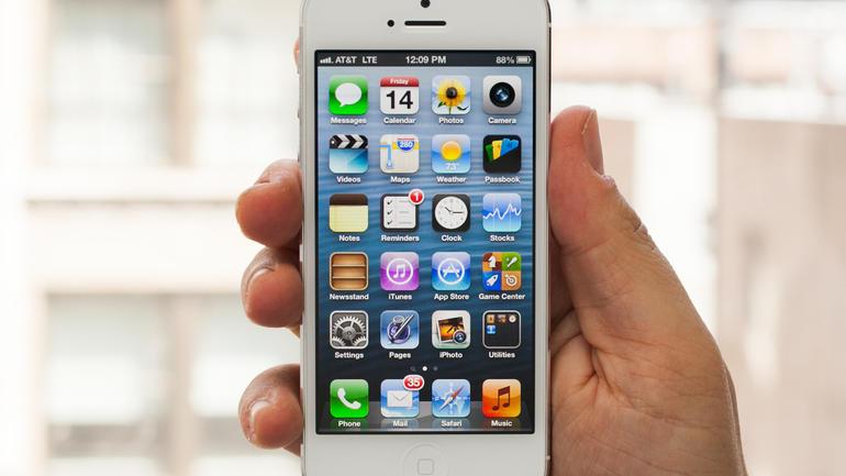 iPhone 5 Lock Nhật cao cấp
