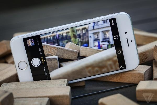 camera chất lượng iPhone 6 lock