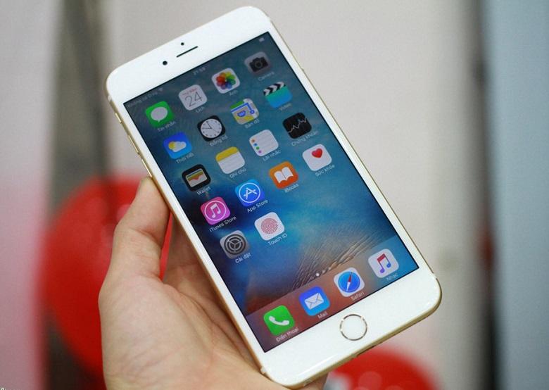 iPhone 6s plus trôi bảo hành